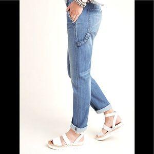 Anthropologie Pilcro Carpenter jeans